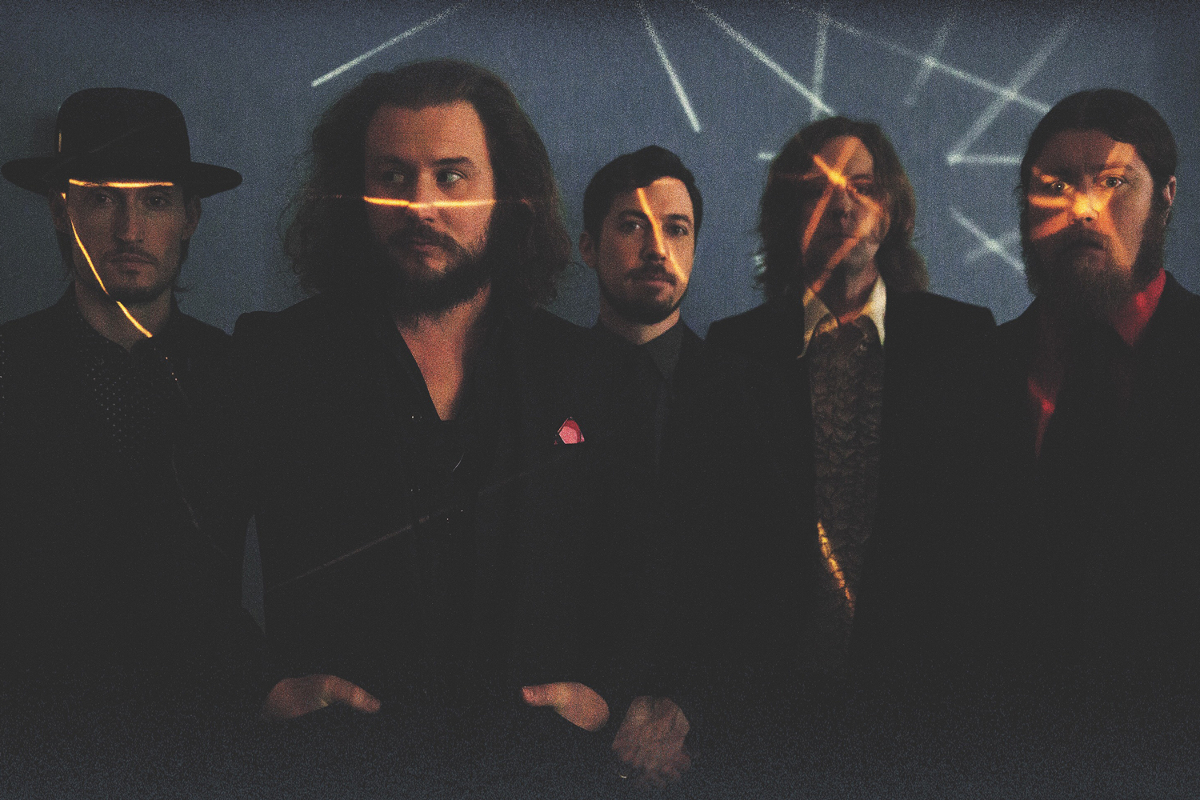 My Morning Jacket: (photo credit: Danny Clinch)