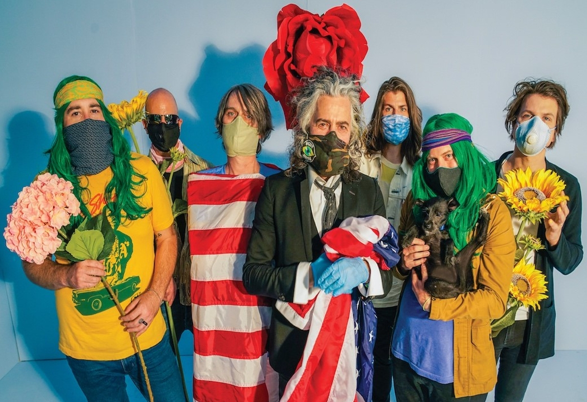 The Flaming Lips - George Salisubury